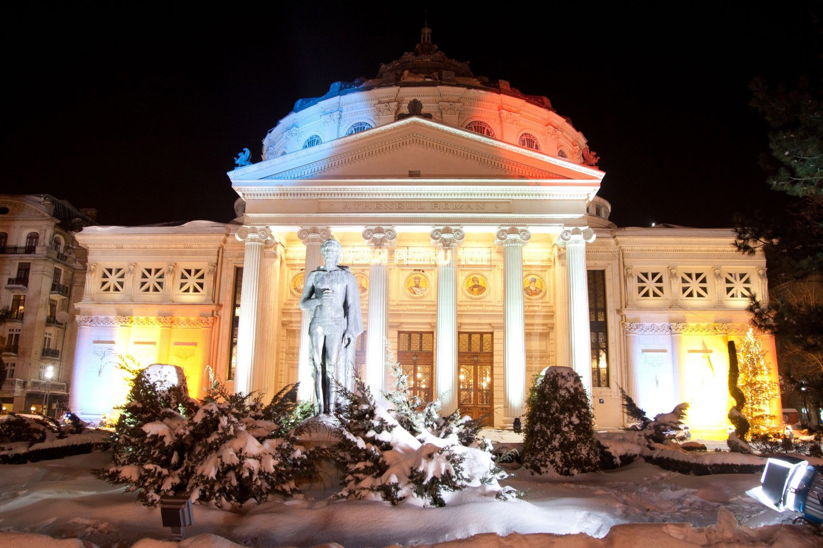 4ήμερη εκδρομή στη Ρουμανία: Βουκουρέστι – Καρπάθια